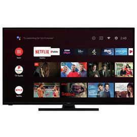 Hitachi 50 Inch Smart 4K Ultra HD Android LED Freeview TV