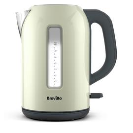 Breville IKT198 Stainless Steel Kettle - Cream
