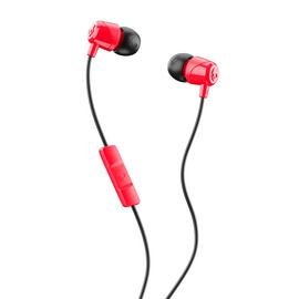 Skullcandy Jibs In-Ear Wired Headphones - Red