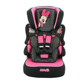Disney Minnie Mouse Beline SP LX Group 1/2/3 Booster Seat