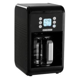 Morphy Richards 163005 Verve Filter Coffee Machine - Black