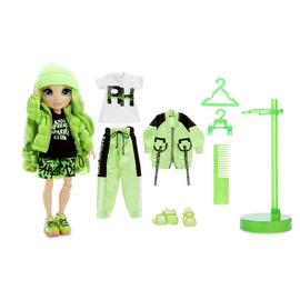 Rainbow High Fashion Doll - Jade Hunter