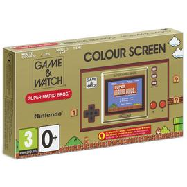 Nintendo: Game and Watch Super Mario Bros Game