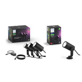 Philips Hue Smart Outdoor Spotlight Base Kit