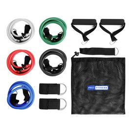 Pro Fitness Resistance Bands - 5 Pack