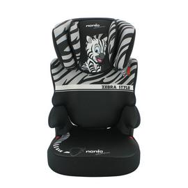 Nania Befix SP Zebra Group 2/3 High Back Booster Car Seat
