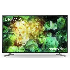 Sony 65 Inch KD65XH8196BU Smart 4K UHD HDR LED Freeview TV