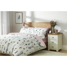 Habitat Country Hideaway Flower Bedding Set