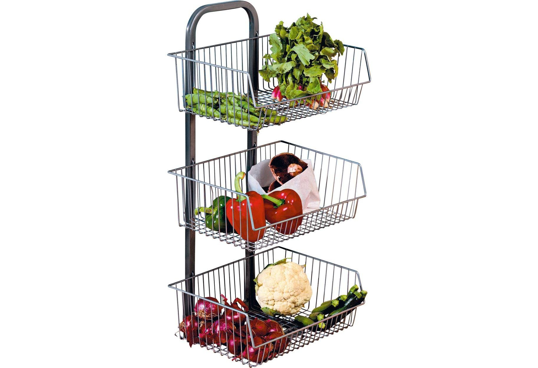 Racks shelves and stands  sc 1 st  Argos & Kitchen Racks shelves and stands | Argos