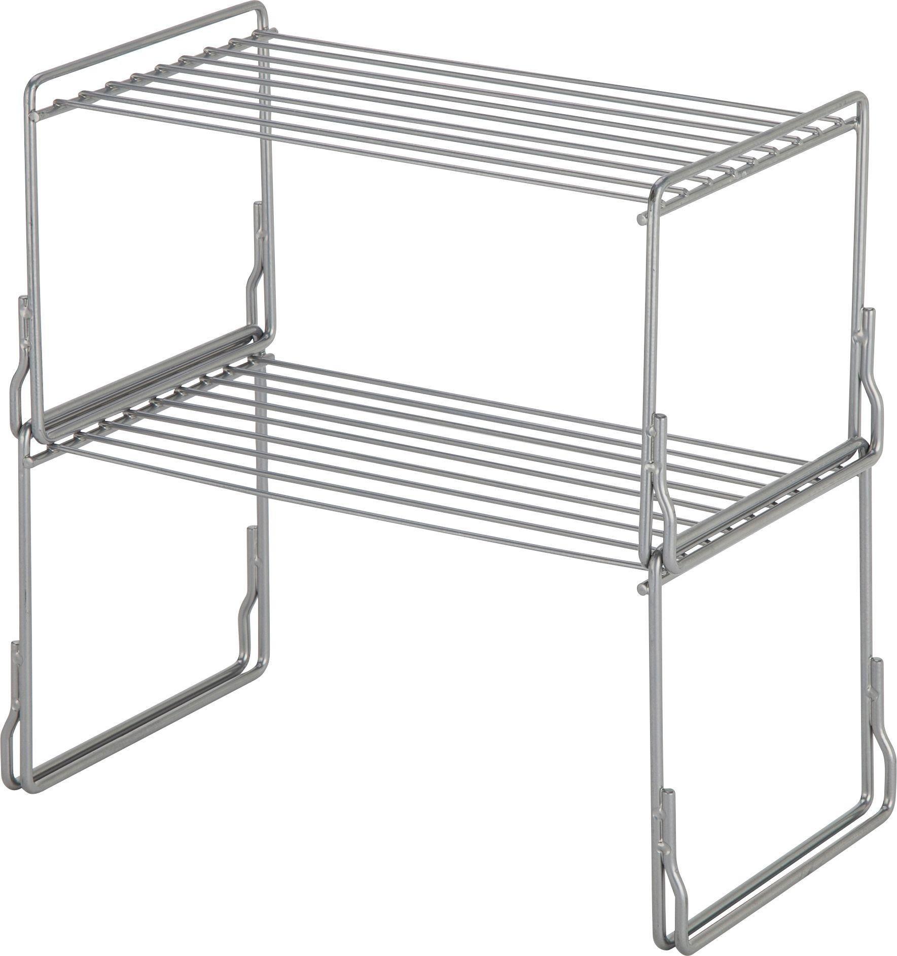 home steel cupboard storage solution racks shelves and stands   argos  rh   argos co uk