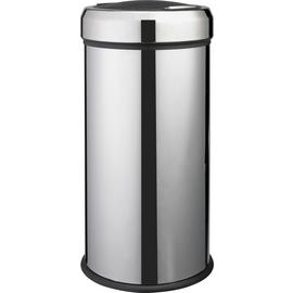 Argos Home 30 Litre Touch Top Kitchen Bin - Silver