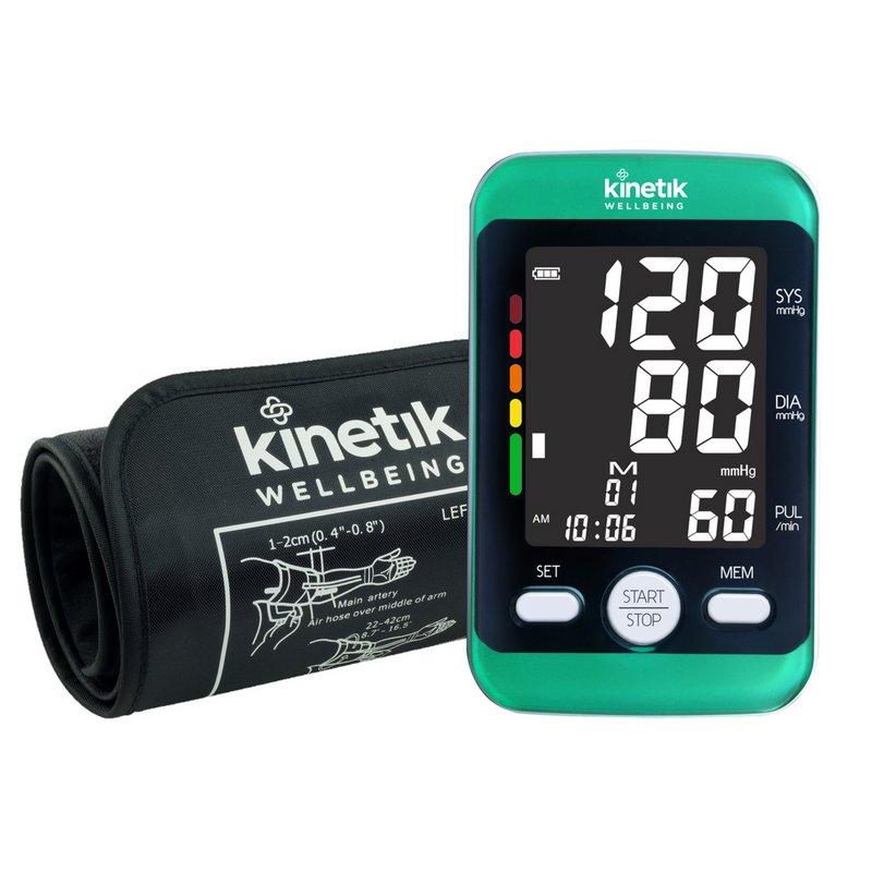 Kinetik Wellbeing Advanced Blood Pressure Monitor X2 Comfort from Argos