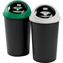 Tontarelli 25 Litre Recycle Bin Twin Set