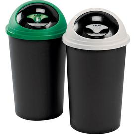 Tontarelli 25 Litre Recycle Bin Twin Set