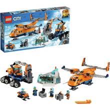 LEGO City Arctic Supply Plane - 60196