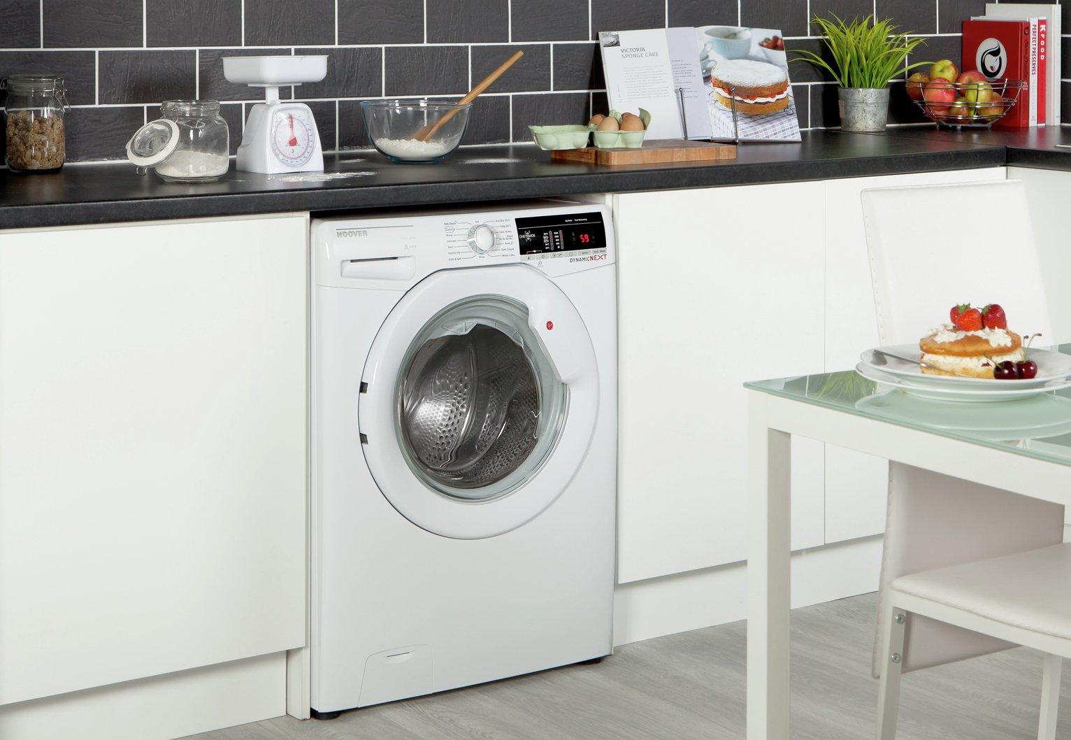 Hoover DXOA 69LW3 9KG 1600 Spin Washing Machine   White