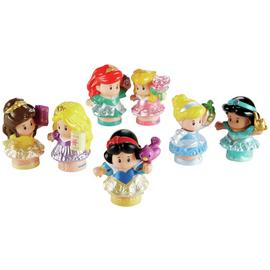 Fisher-Price World of Little People/Disney Princess Figures