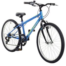 Piranha Carbonite 24 Inch Hybrid Bike