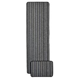 Argos Home Diplomat Doormat and Runner Set - Grey
