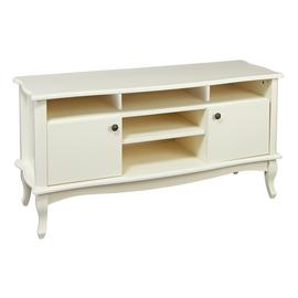 Argos Home Serenity 2 Door TV Unit - Off-White