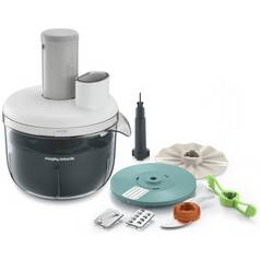 Morphy Richards 401012 Prepstar Food Processor