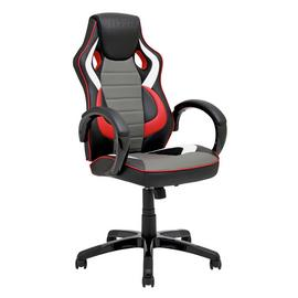 X-Rocker Faux Leather Gaming Chair