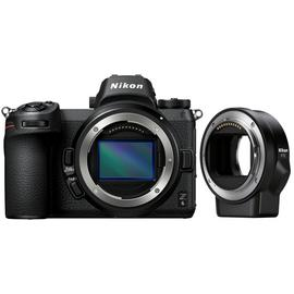 Nikon Z6 Mirrorless Camera and FTZ Adaptor Kit