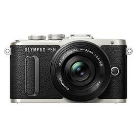 Olympus Pen E-PL8 Mirrorless Camera With 14-42mm Lens