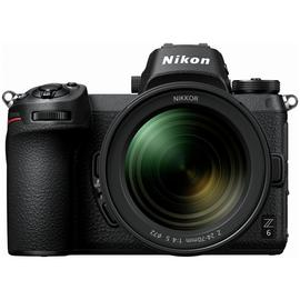 Nikon Z6 Mirrorless with Z 24-70mm Lens and FTZ Adaptor