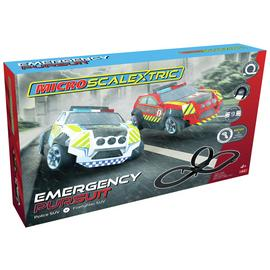 Scalextric Emergency Pursuit Playset