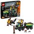 LEGO Technic Forest Machine Forklift 2in1 Toy Truck - 42080