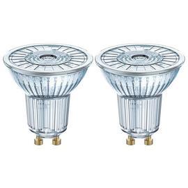 Osram 5W LED Full Glass GU10 Bulb - Twin Pack