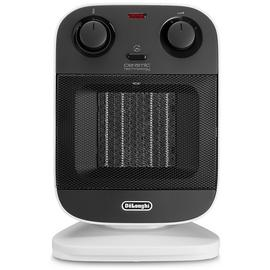 De'Longhi 2kW Upright Oscillating Fan Heater