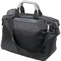 IT Luggage World's Lightest Small Cabin Holdall - Charcoal