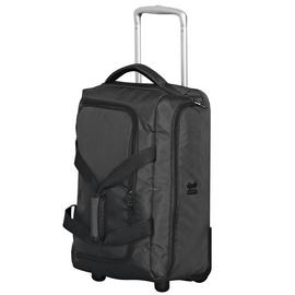 it Luggage Megalite Medium Black Wheeled Holdall