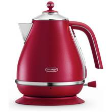 De'Longhi Elements Kettle - Red