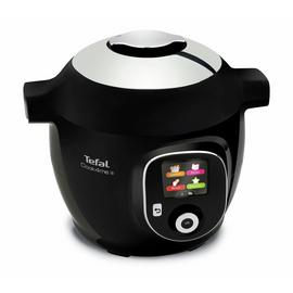 Tefal Cook4Me+ CY851840 6L Electrical Pressure Cooker