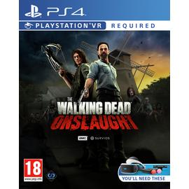 The Walking Dead Onslaught PS VR (PS4) Game