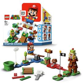 LEGO Super Mario Adventures Starter Course Toy Game - 71360