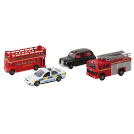 Chad Valley 4 inch Diecast Service Vehicles Set Assortement