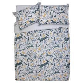 Argos Home Woodland Animals Bedding Set - Double