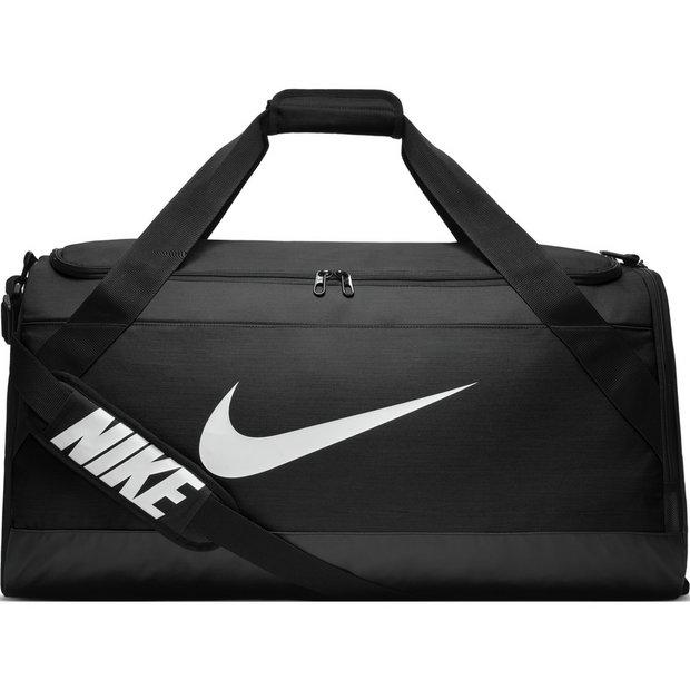 738f43f854f0e5 Buy Nike Brasilia Large Holdall - Black | Limited stock Sports and ...