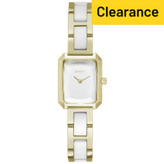 DKNY Ladies' Cityspire NY2671 Two Tone Bracelet Watch