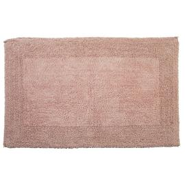Argos Home Reversible Bath Mat - Blush
