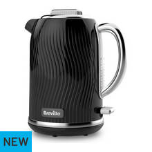 Breville VKT090 Flow Illuminating Kettle - Black