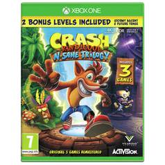Crash Bandicoot N.Sane Trilogy Xbox One Game