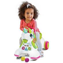 Infantino 3-in-1 Sit, Walk & Ride Unicorn