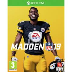 Madden 2019 Xbox One Game
