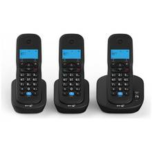 BT 3440 Cordless Telephone with Answer Machine - Triple