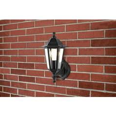Wall Lights & Lanterns | Outside LED Wall Lights | Argos on